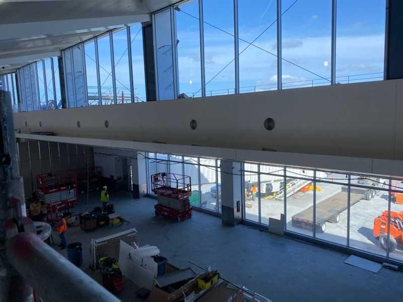 PDX Airport Concourse E_Pic2421