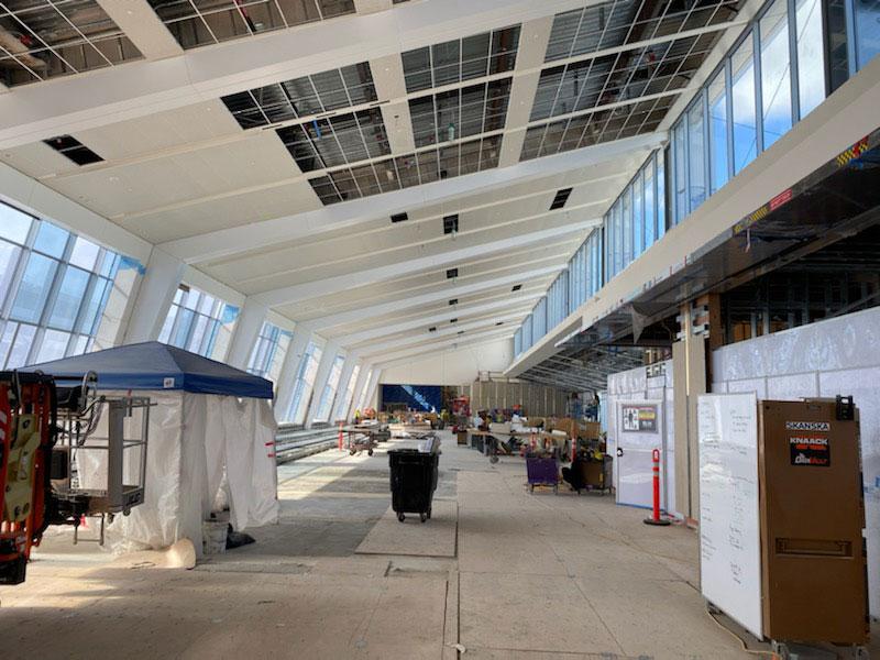 PDX Airport Concourse E_Pic2430